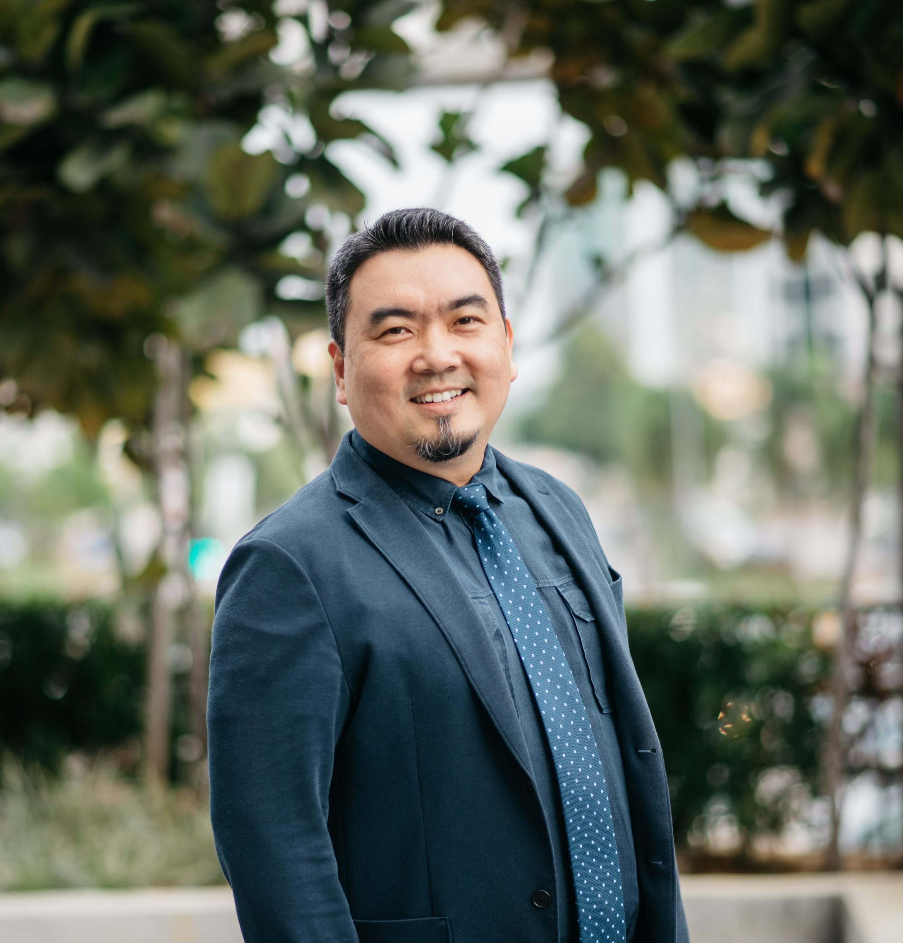 Reverend Kenneth Chin